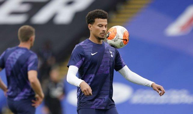 Tottenham recale le PSG pour Dele Alli