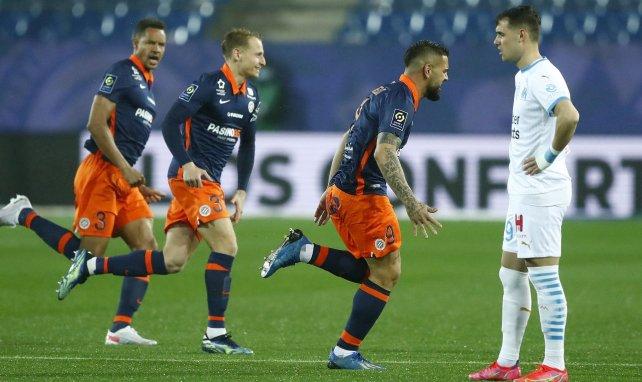 Ligue 1 : Montpellier arrache le nul dans les dernières secondes contre l'OM