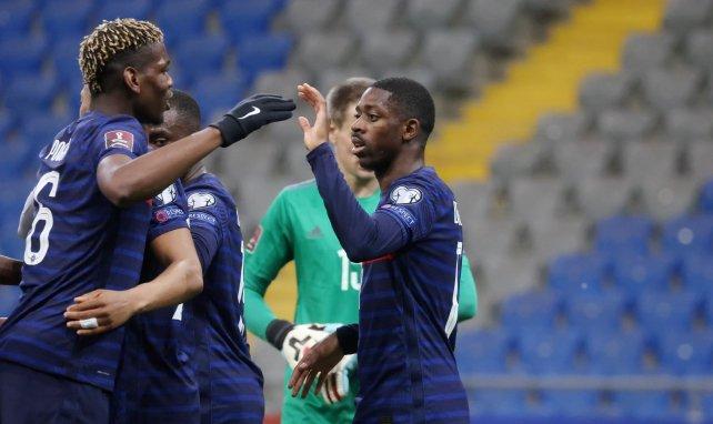 Ousmane Dembélé quitte l'équipe de France et déclare forfait pour la suite de l'Euro 2020 !