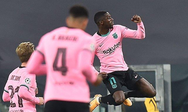 Comment Ousmane Dembélé s'est remis le Barça dans la poche