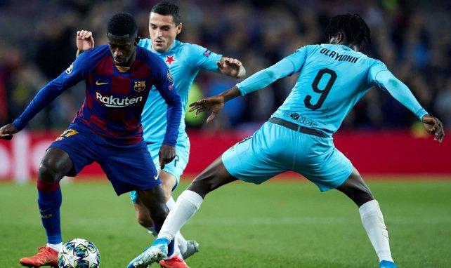 Le FC Barcelone a pris une décision définitive avec Ousmane Dembélé