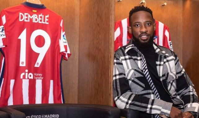 Atlético de Madrid : comment se passent les premiers pas de Moussa Dembélé