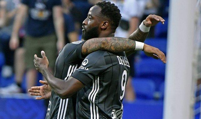 Les buts de la rencontre en vidéo — Anvers-Lyon