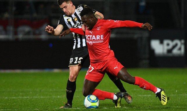 Denkey devrait rejoindre Bruges — Nîmes