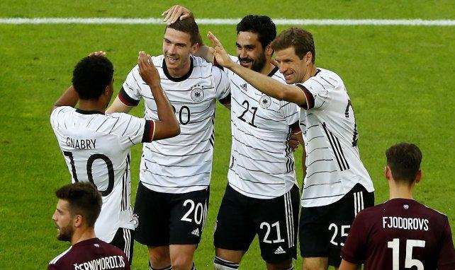 L'Allemagne de retour en forme au meilleur des moments ?