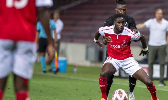 Boulaye Dia se rapproche d'un départ du Stade de Reims