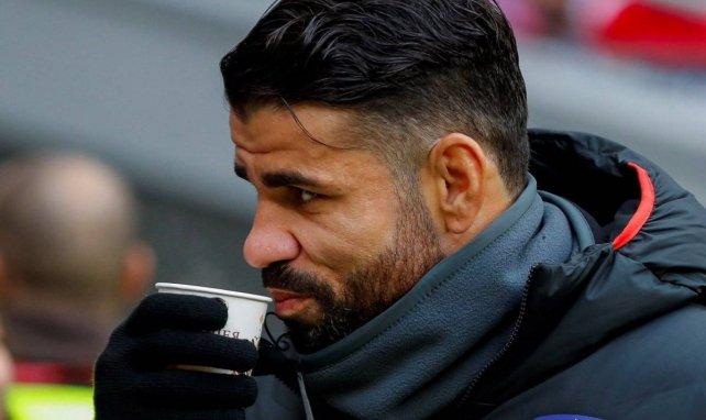 Atlético : Diego Costa blessé !