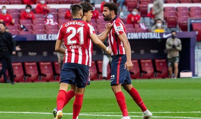 Benfica veut tenter le joli coup Diego Costa