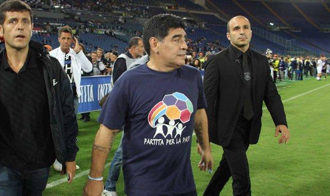 L1 : le PSG rendra hommage à Maradona