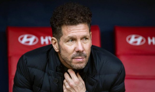 LdC : altercation Diego Simeone-Julian Nagelsmann à la pause ?