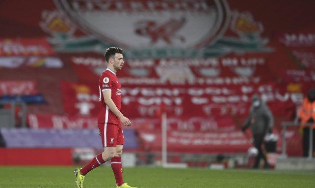Liverpool : Jürgen Klopp confirme la fin de saison de Diogo Jota