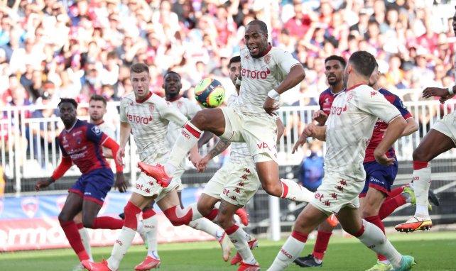 Ligue 1 : Monaco s'impose dans la douleur face à Clermont