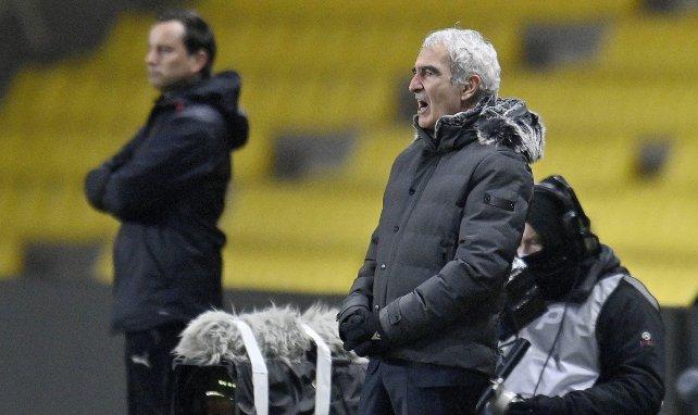 Nantes : Domenech répond à Carrière