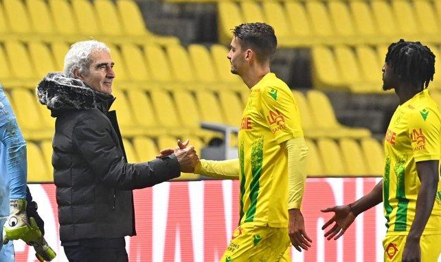 FC Nantes : Raymond Domenech veut s'inspirer de Zinedine Zidane