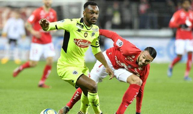 Souleyman Doumbia s'engage définitivement à Angers