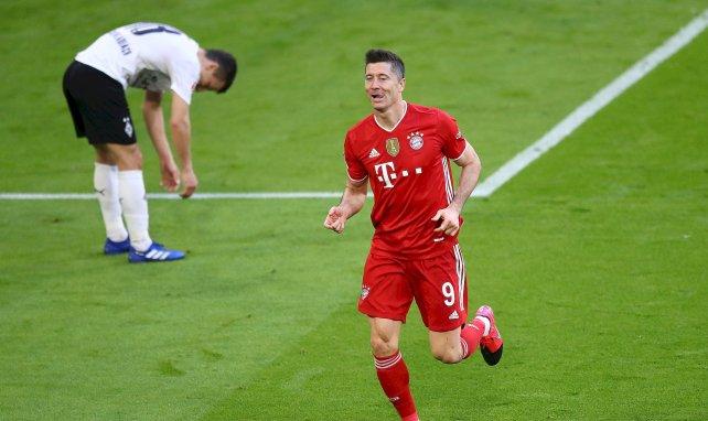BL : le Bayern Munich et Robert Lewandowski collent un set à Gladbach