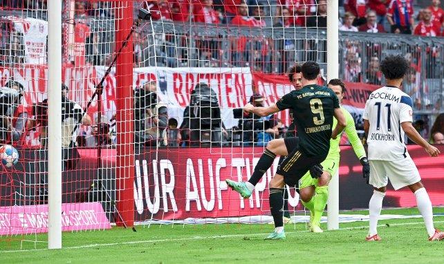 Bundesliga : le Bayern Munich atomise Bochum 7-0 et prend la tête, Mayence sur le podium