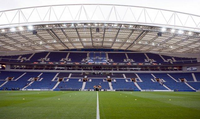L'Estádio Do Dragão, l'enceinte du FC Porto