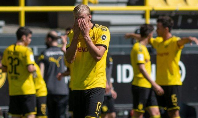Erling Braut Håland et le Borussia Dortmund face au TSG Hoffenheim