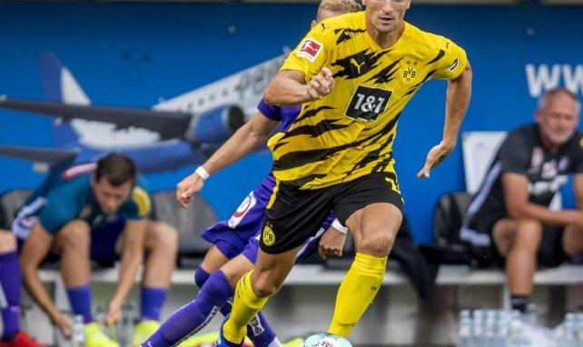 Thomas Meunier sous les couleurs du Borussia Dortmund