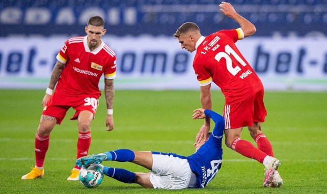 BL : Schalke 04 s'en sort bien contre l'Union Berlin