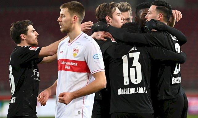 Bundesliga : le Borussia Mönchengladbach craque sur le fil contre Stuttgart