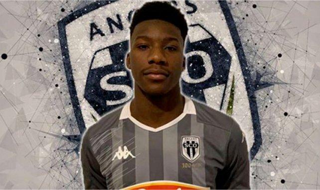 Angers propose un premier contrat pro à Ismaël Dramé