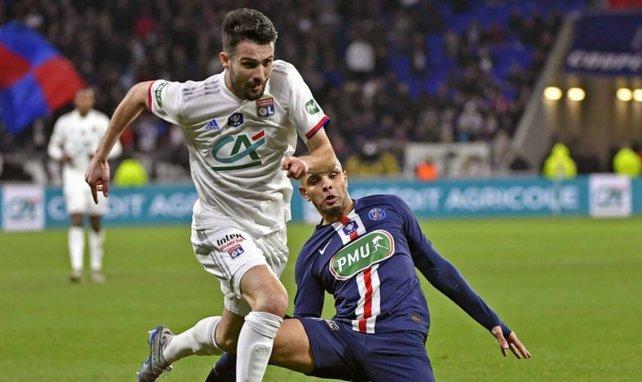 OL : Léo Dubois répond à l'intérêt du PSG