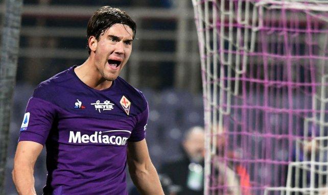 Serie A : la Fiorentina se défait de la Lazio