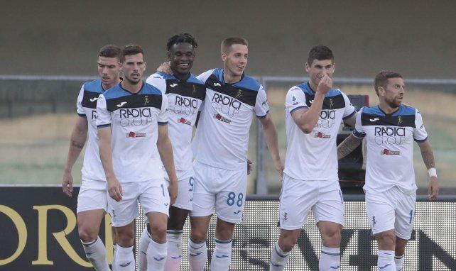Serie A : l'Atalanta l'emporte sur la Fiorentina