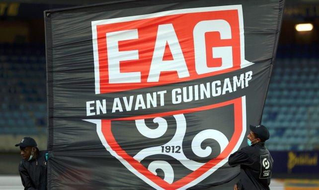Guingamp : 3 clubs sur Guessouma Fofana