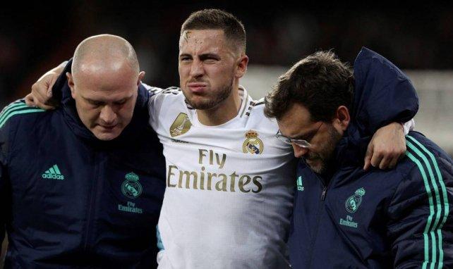 Real Madrid : Zinedine Zidane heureux du retour en forme d'Hazard