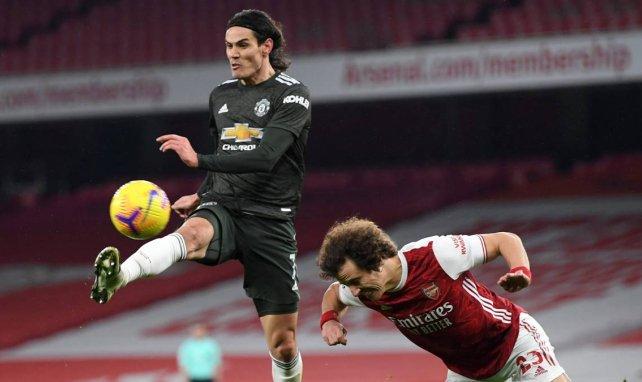Manchester United : Ole Gunnar Solskjaer a pris une décision pour Edinson Cavani