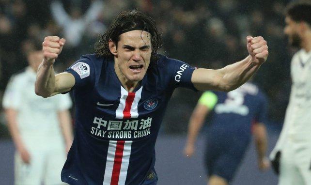 Les trois conditions de l'Inter pour recruter Edinson Cavani