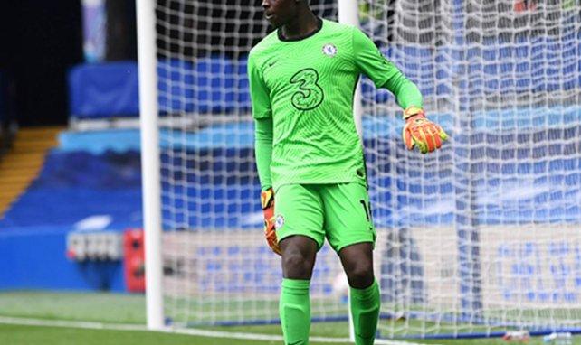 PL : Edouard Mendy espère ouvrir la voie aux gardiens africains