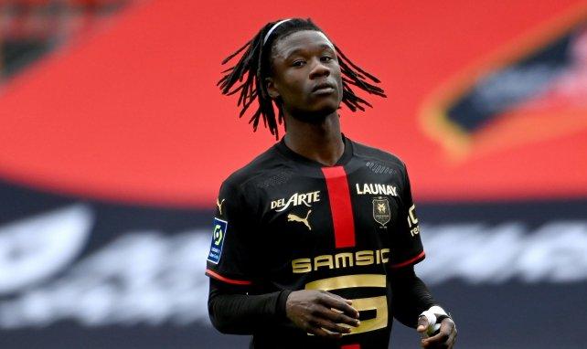 Rennes : Nicolas Holveck espère prolonger Eduardo Camavinga