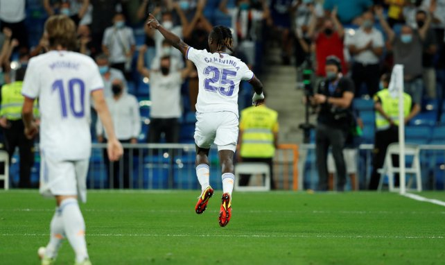 Eduardo Camavinga livre ses ambitions avec les Bleus