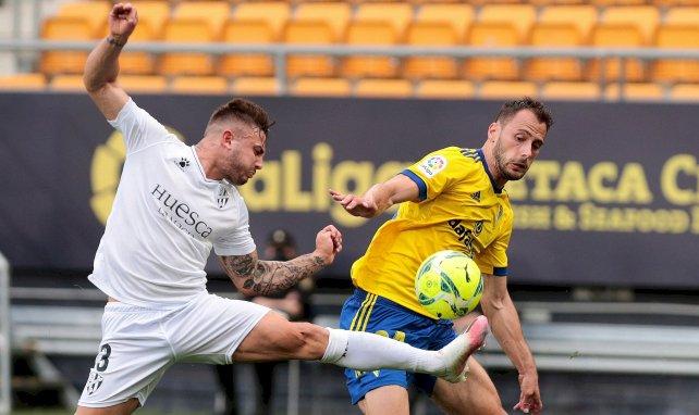 Liga : Cadix valide son maintien en s'imposant face à Huesca