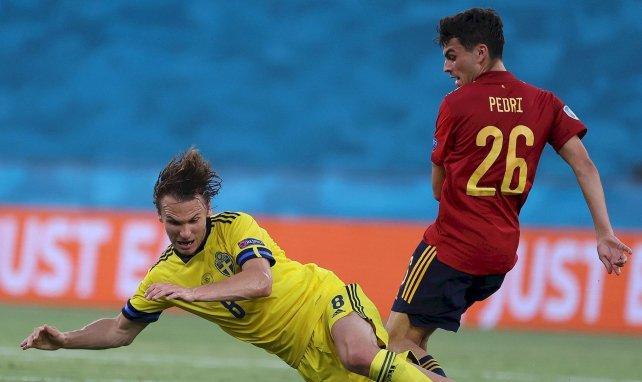 L'Espagne met la pression à la Suède (Live)