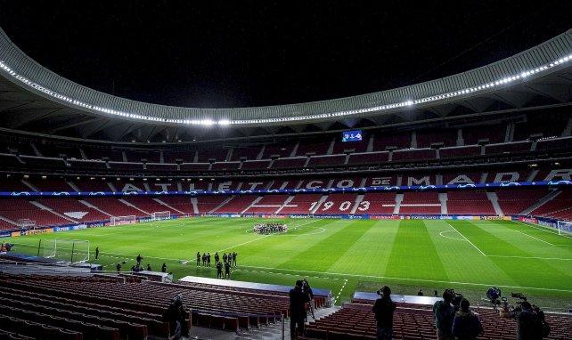 L'Estadio Wanda Metropolitano