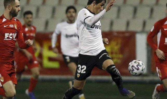 La Juventus fonce sur l'espoir Jesus Vazquez
