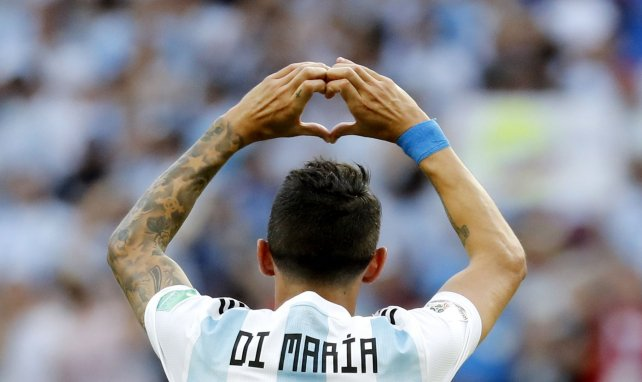 Rosario Central attend Angel Di Maria