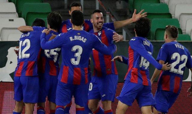 Liga : le Betis tombe face à Eibar