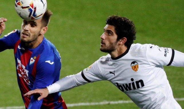 Eibar et Valence se sont affrontés en Liga