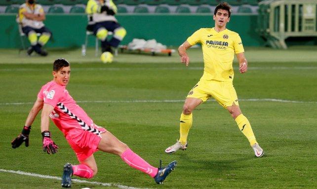 Gerard Moreno a marqué un doublé avec Villarreal