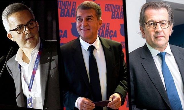 Le mercato, Lionel Messi, Xavi : les candidats à la présidence du Barça jouent cartes sur table