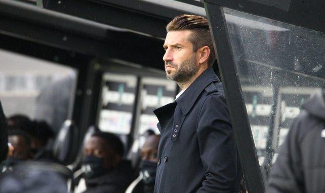 Luka Elsner a été viré d'Amiens