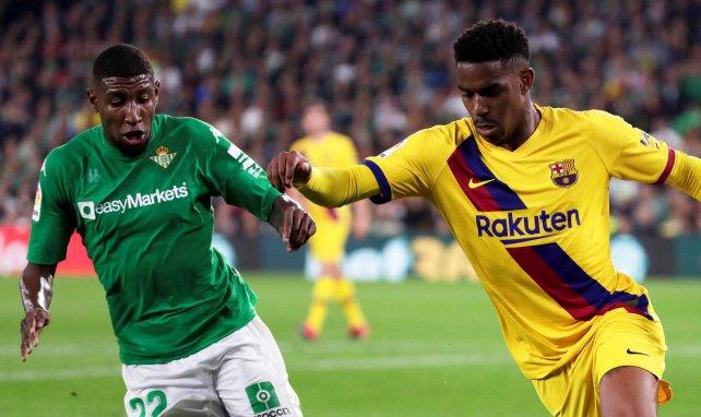 Barça : Emerson veut continuer avec le Betis