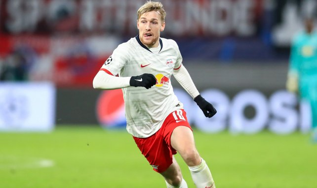 Emil Forsberg will in Leipzig bleiben