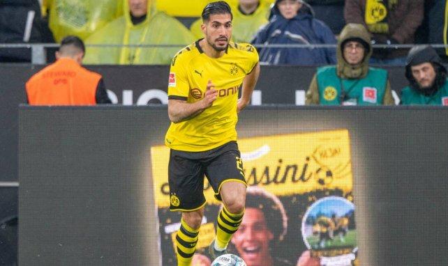 Emre Can avec le Borussia Dortmund